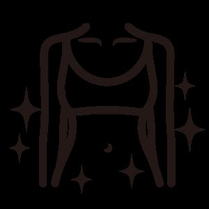 医療脱毛部位別の選び方:胸