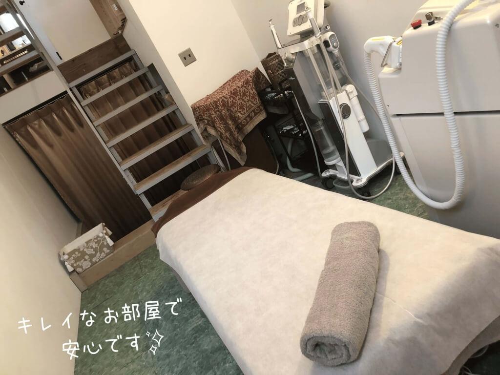 KENTA KOJIMA 施術スペース