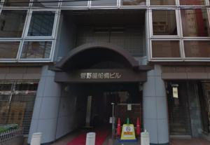 キレイモ船橋への道順3
