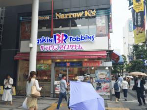 キレイモ吉祥寺への道順2