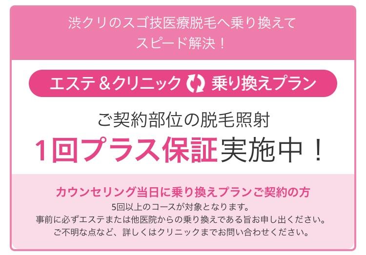 渋谷美容外科 割引キャンペーン