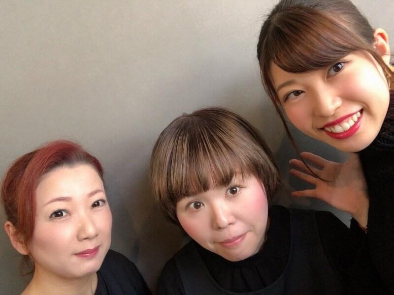 プッシュアップ スタッフさん Ayumi