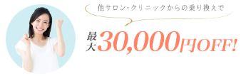 東京中央美容外科キャンペーン